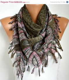 Scarf - Scarves Fashion - fatwoman & anils