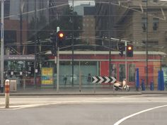 Southern Cross Railway Station Melbourne, Australia