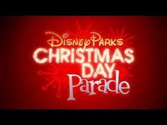 Disney Parks Christmas Parade Intro 2013 - YouTube