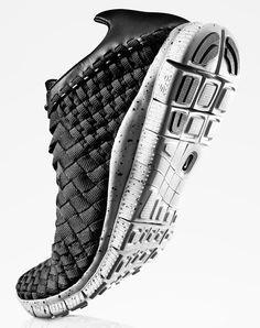 Nike Free Inneva Woven NRG: Black