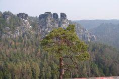 Sächsische Schweiz - so schöne Aussicht - Apr 2014