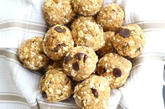 Clean Eating Pumpkin Balls | The eMeals Blog
