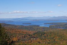 This New Hampshire Hike Will Take You To An Amazing Foliage Lookout