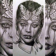 @worldofpencils post of the day Pencil drawing by @dancocktattoo #worldofpencils #postoftheday #artistinspired  #theartisthemotive .