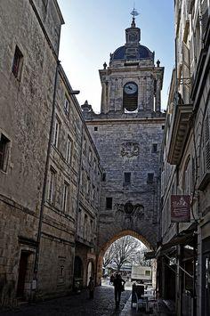 Day 470 - Porte de la Grosse Horloge by magirob, via Flickr