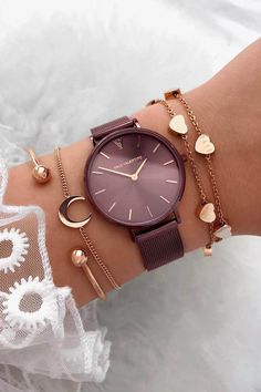 Coffee Box – Paul Valentine US jewelry watches for women Trendy Watches, Watches For Men, Cheap Watches, Woman Watches, Cute Watches, Elegant Watches, Women's Accessories, Mesh Armband, Coffee Box