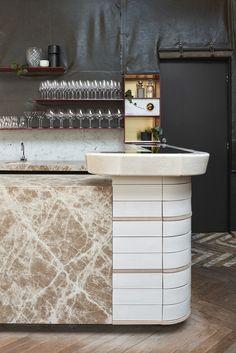 Diverse Australian style shortlisted in Restaurant & Bar Design Awards Bar Design Awards, Interior Design Awards, Bar Interior, Restaurant Interior Design, Commercial Interior Design, Interior Exterior, Commercial Interiors, Australian Style, Australian Interior Design