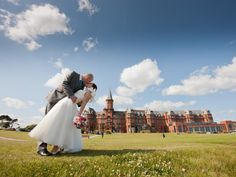 Where better to say 'I Do' than the award winning Slieve Donard Resort and Spa. This wonderfully romantic Hotel was voted Best Wedding Venue in Northern Ireland. Wedding Reception Venues, Best Wedding Venues, Wedding Brochure, Ireland Wedding, Northern Ireland, Dolores Park, Spa, Romantic, Travel