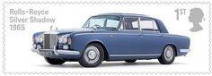 British Auto Legends – The Thoroughbreds – 1st Class: Rolls-Royce Silver Shadow, 1965.