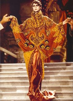 john galliano  christian dior  fashion  haute couture  1998