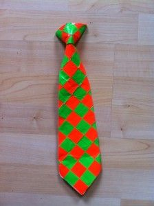 How to make duct tape ties. Duct Tape Projects, Duck Tape Crafts, Crafts For Teens, Crafts To Make, Fun Crafts, D Craft, Craft Ideas, Ms Project, Classroom Crafts