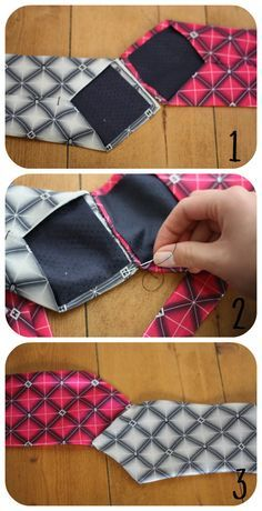 Link doesn't work, but how about sewing ties tog like this to make a quilt? Mens Ties Crafts, Tie Crafts, Sewing Crafts, My Sewing Room, Love Sewing, Necktie Quilt, Old Ties, Diy Vetement, Recycled Fashion