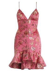Zimmermann Cavalier Flounce Bodice Dress. Product Image.