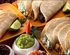 Recipes Assorted Tacos with Maseca® Real Mexican Food, Mexican Cooking, Mexican Food Recipes, Ethnic Recipes, Apple Recipes, Great Recipes, Favorite Recipes, Quesadillas, Maseca