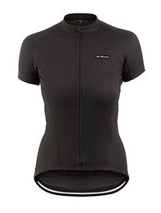 77bc8ded4 De Marchi Corsa Jersey Short Sleeve Womens Black M     For more  information