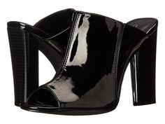 Womens Shoes Calvin Klein Zandra Black Patent