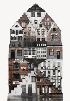 Association of Architecture Collages – Fubiz Media