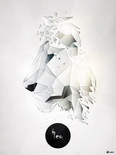 #lowpoly #lion