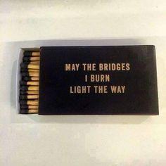 Light the way!