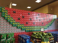 SUMMER BUSINESS PRODUCT DISPLAY FUN - HUGE WATERMELON (WITH RIND ...