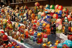 Russian Souvenirs | Moscow