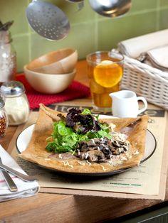 Kitchenette's favourite dish, Gallates Edouard
