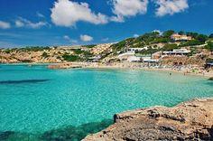 Ibiza Strände: Cala Tarida