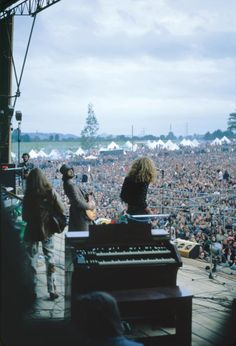 Led Zeppelin Bath Festival 1970