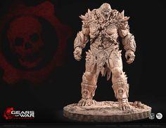 Pixologic :: Interview :: Gears of War :: Gallery