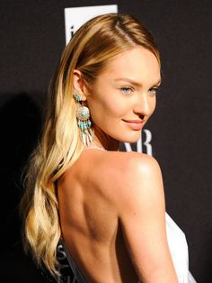 Friday, September 5, 2014 - Candice Swanepoel attending the Harper's Bazaar ICONS Celebration at the Plaza Hotel in NYC.