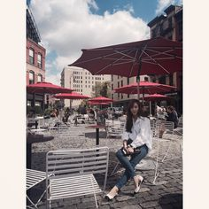 White Plain Polo with Doll Shoes Fashion of Jessica Jung Jessica & Krystal, Krystal Jung, Seohyun, Snsd, Jessica Jung Fashion, Exo Red Velvet, Ex Girl, Ice Princess, Luxury Life