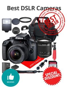 Best DSLR Cameras - Discount and review Best Dslr, Dslr Cameras, Binoculars, Eos, Digital Slr Cameras