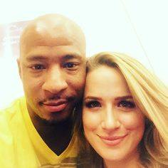 Antwon Tanner and Shantel VanSanten Shantel Vansanten, One Tree Hill, Forever Grateful, Always And Forever, Face Claims, Actors, Let It Be, Couple Photos, Celebrities