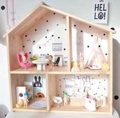 Image result for ikea flisat dollhouse