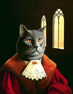 Фото 4, «Кошки - аристократы (12 фото)»