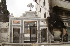 Syria: Homs Is a Revolutionary City in Ruins