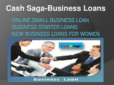 Cash Saga -Buisness Loan