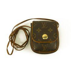 38857b3086be Louis Vuitton Pochette Cancun Monogram canvas Messenger Bag pochette