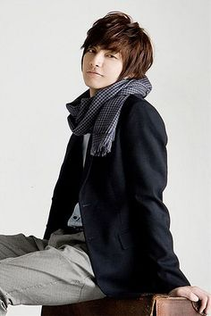 Kim Joon is too cute. Come visit kpopcity.net for the largest discount fashion store in the world!!