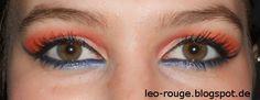 Sailor Venus inspired make up by http://leo-rouge.blogspot.de/2012/11/amu-sailor-venus.html