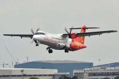 Firefly's first ATR 72-600 taking off from Runway 33 at the Kuala Lumpur Sultan Abdul Aziz Shah Airport (WMSA /SZB)