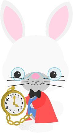 Alice no País das Maravilhas - Minus Disney Images, Disney Pictures, Disney Art, Alice In Wonderland Theme, Wonderland Party, Silhouette Clip Art, Disney And More, Felt Hearts, Cute Images