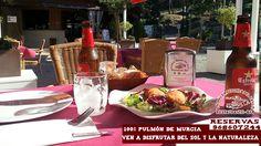 Ven a disfrutar de estos días de sol y de la naturaleza en el Pulmón de Murcia ¡ ven  a la Balsa Redonda del Valle  y disfruta de un buen aperitivo o comida ! ¡ te esperamos ! Reservas 968607244