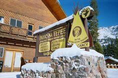 Pahaska Tepee. Buffalo Bills original hunting lodge in Cody, WY.