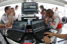 Lewis Hamilton vs. Jenson Button - GP Malaysia 24th March 2012 #formula1 #f1 #malaysia