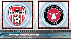 Prediksi Skor Derry City vs Midtjylland 07 Juli 2017 | Pasaran Pertandingan Bola Derry City vs Midtjylland Liga Eropa | Agenbola Online | Sbobet Online - Pada lanjutan pertandingan Liga Eropa ini akan mempertemukan 2 tim yaitu Skor Derry City melawan Midtjylland . Laga antara Derry City vs Midtjylland  kali ini akan di WIB di The Showgrounds (Sligo), Derry City pada tanggal 07 Juli 2017 pukul 01:45 WIB.
