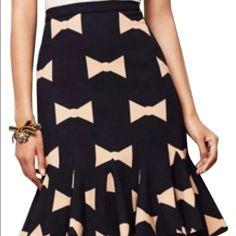 Eva Franco Skirt Anthropologie-Eva Franco fit and flare skirt Anthropologie Skirts Mini