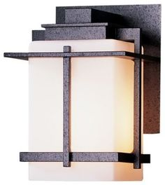 Tourou Outdoor Wall Sconce  $275
