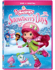 Enter Strawberry Shortcake Snowberry Days Coloring Sheet & DVD Giveaway! WONDERFUL GIVEAWAY! Enter here http://po.st/132ad2 For Your Chance To Win! YOU KNOW THAT I MOST DEFINITELY ENTERED THIS GIVEAWAY!!!! I WANT IT FOR LITTLE MISS SCARETT!!!! Thanks, Michele :)