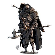Fantasy Character Design, Character Drawing, Character Design Inspiration, Character Concept, Character Portraits, Fantasy Armor, Medieval Fantasy, Dnd Characters, Fantasy Characters